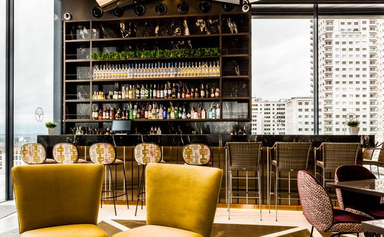 inauguración del hotel VP Plaza España Design 5*