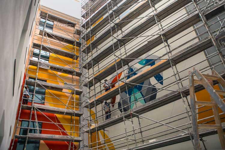 Migraciones de Boa Mistura en el hotel Iberostar Paseo de Gracia | Tu Gran Viaje