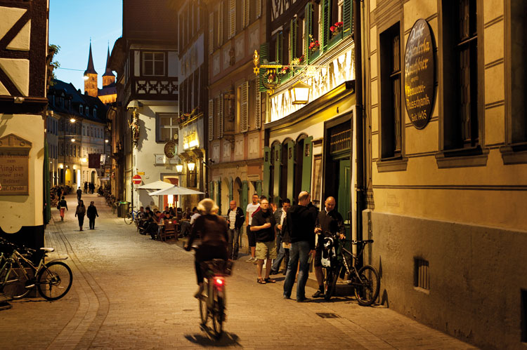 Bamberg. Postal desde Franconia. Tu Gran Viaje