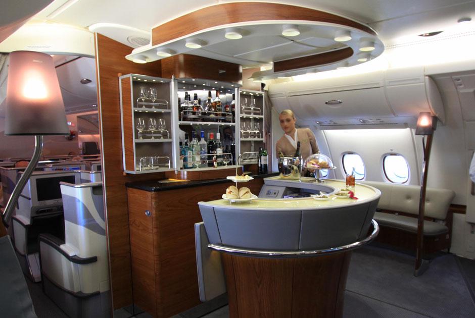 Así es volar en primera clase: las mejores suites de los aviones | Tu Gran Viaje