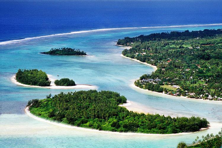 Laguna Muri, Islas Cook   Tu Gran Viaje
