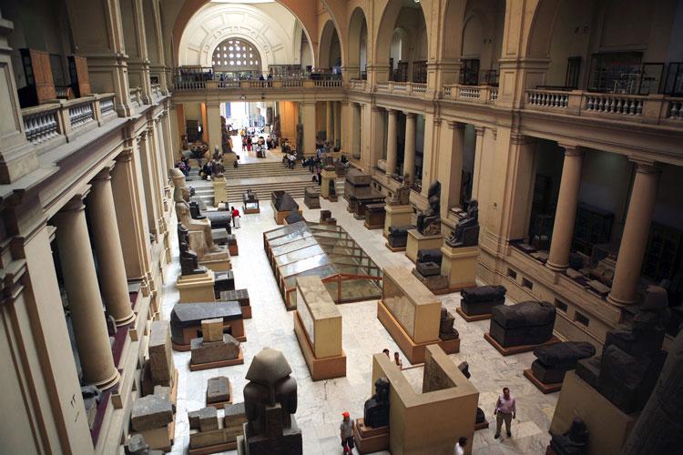 Museo Egipcio de El Cairo. Ofertas para Viajar a El Cairo | Tu Gran Viaje
