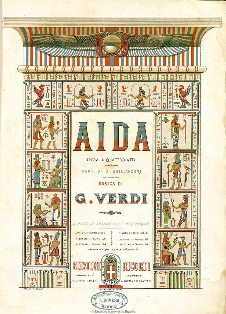 exposición 'Aida: el Egipto imaginado' | Tu Gran Viaje