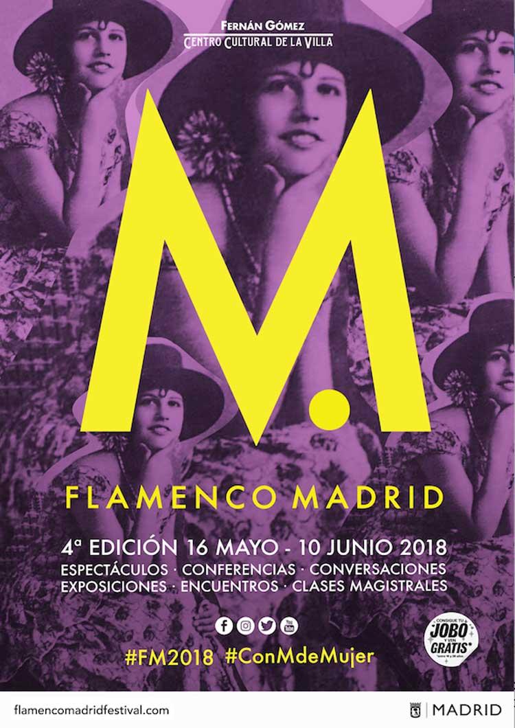 Festival Flamenco Madrid | Planes de Mayo en Madrid | Tu Gran Viaje
