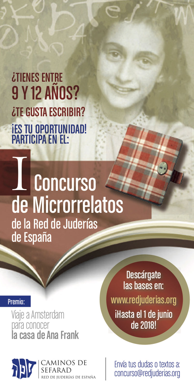 concurso de relatos de la Red de Juderías de España | Tu Gran Viaje