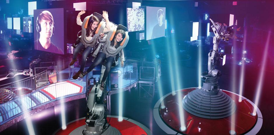 futuroscope-Robots