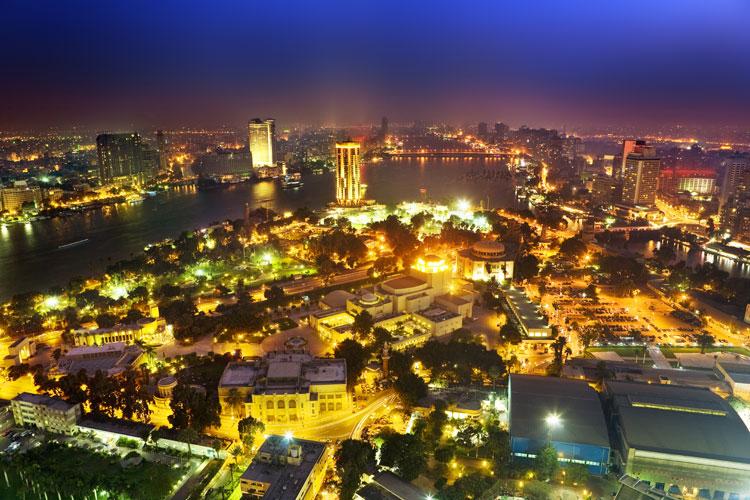 La noche de El Cairo. Ofertas para viajar a Egipto con Tu Gran Viaje