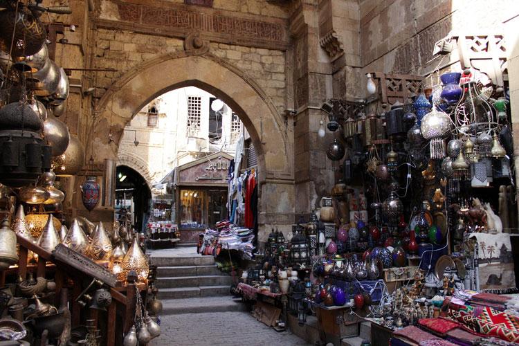 Zocos y bazares de El Cairo. Ofertas para Viajar a El Cairo | Tu Gran Viaje
