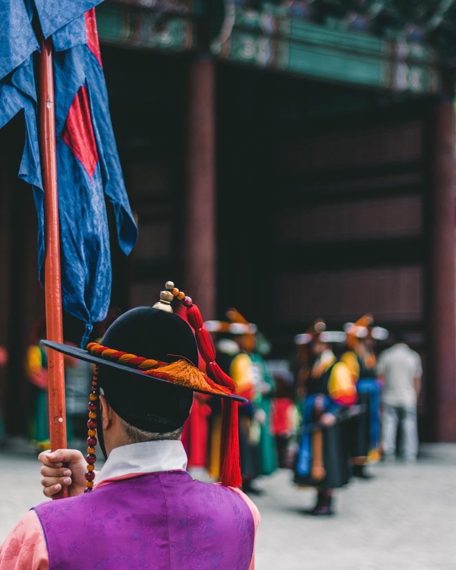 Foto Franck Charles - Unsplash Toda la inspiración, teñida de tradición, que necesitas para viajar a Seúl, a fascinante capital de Corea del Sur, repleta de historia. Tu Gran Viaje