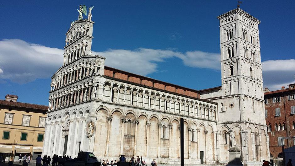 Iglesia de San Miguel | Guía para viajar a la Toscana italiana | Tu Gran Viaje