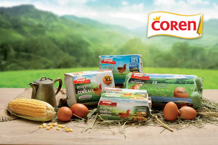 Huevos de corral Coren | Menú Verano Saludable 2018 | Tu Gran Viaje