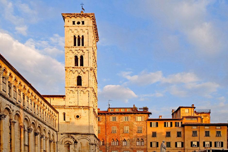 Catedral de Lucca | Guía para viajar a la Toscana italiana | Tu Gran Viaje