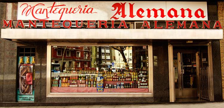Mantequería Alemana, Madrid | Tu Gran Viaje