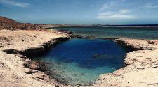 Al Nayzak, el lago turquesa de Egipto