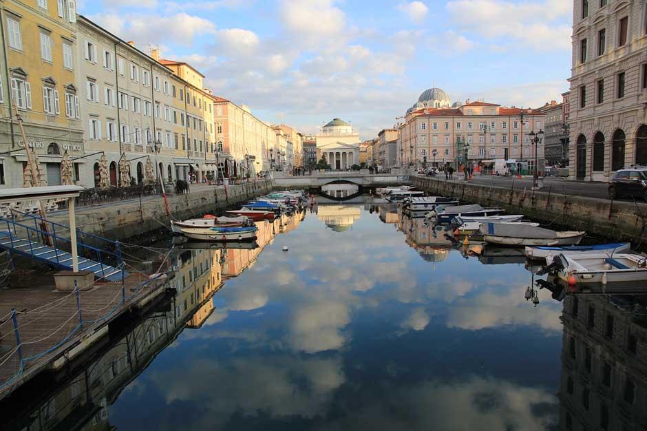 Trieste. Nuevos destinos de Lufthansa | Tu Gran Viaje