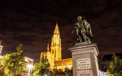"Amberes homenajea a Rubens con el festival ""Amberes Barroco 2018. Rubens Inspira"""