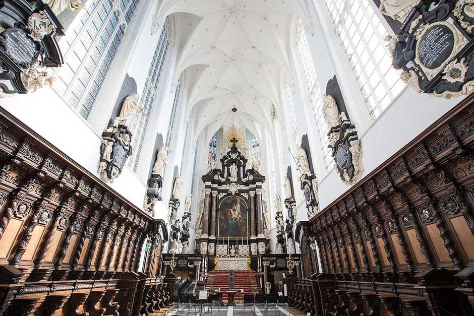 Iglesia de San Carlos Borromeo, Amberes | Amberes Barroco 2018. Rubens Inspira | Tu Gran Viaje a Flandes con los Maestros Flamencos