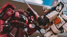 Mechas robots gigantes de Japón en Tu Gran Viaje