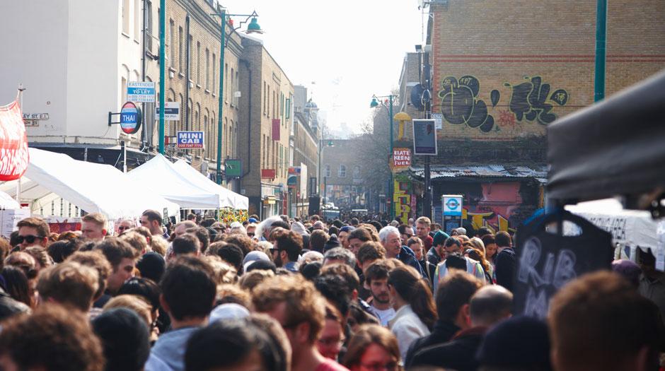 Domingo en Bricklane | De compras en el East End de Londres | Tu Gran Viaje