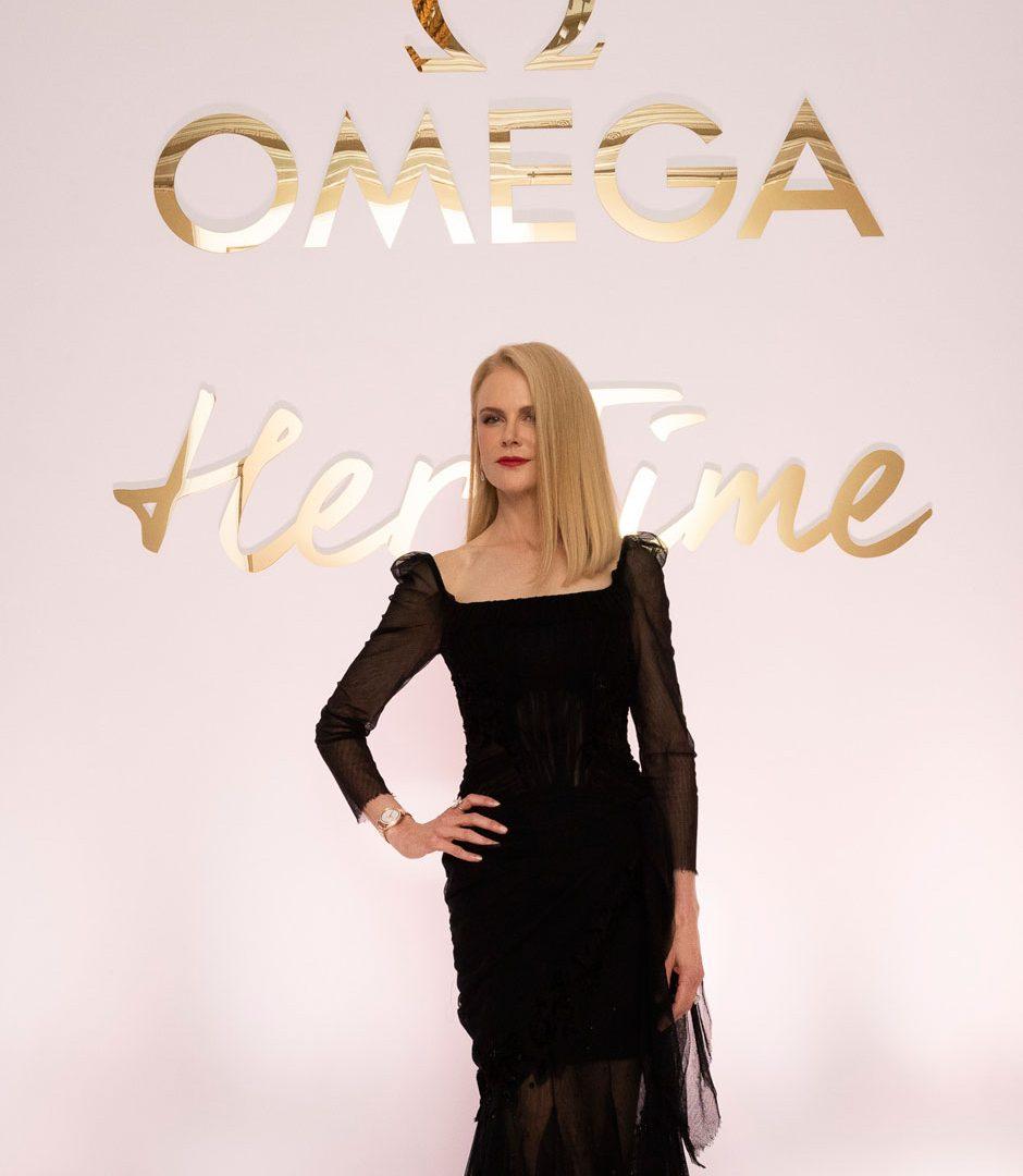 "Nicole Kidman inaugura en San Petersburgo la exposición ""Her Time"""