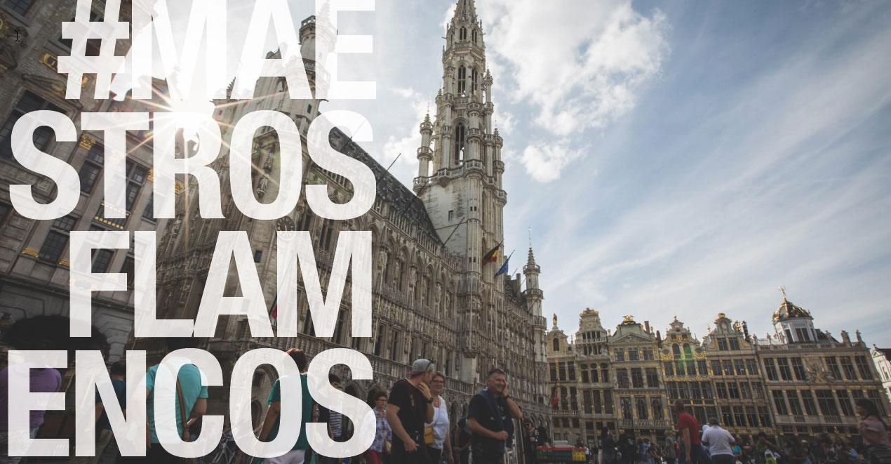 Tu Gran Viaje al Flandes de los Maestros Flamencos