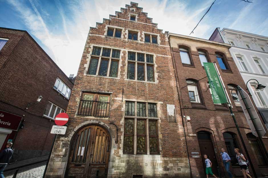 La casa de Bruegel en Bruselas. © Tu Gran Viaje | Tu Gran Viaje al Flandes de los Maestros Flamencos