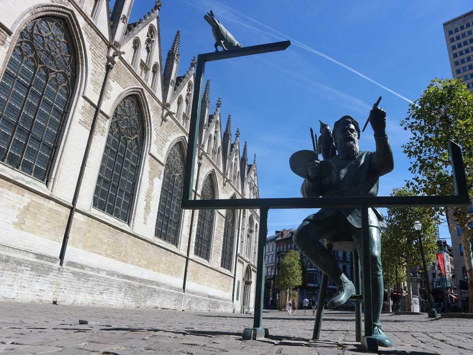 Tu Gran Viaje a la Bruselas de Bruegel | Tu Gran Viaje al Flandes de los Maestros Flamencos