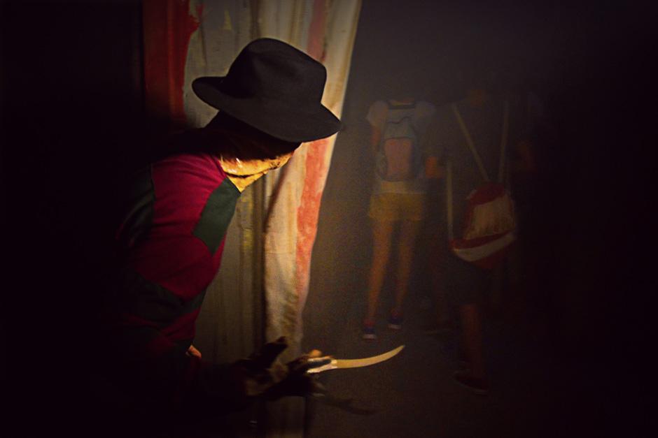 El Pasaje de Freddy Krueger en Parque Warner Madrid | Planes para Halloween 2018 | Tu Gran Viaje