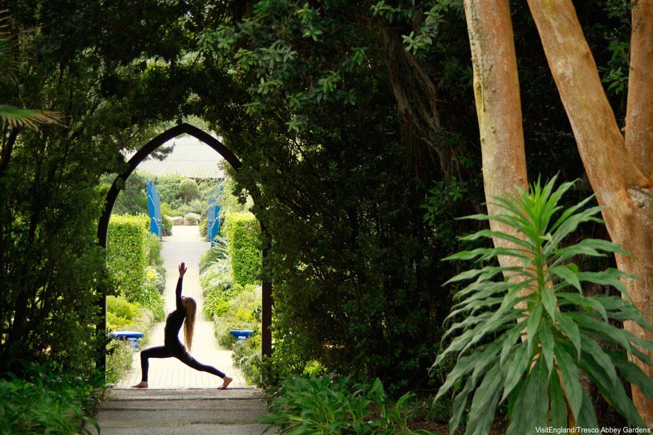 Tresco Abbey Garden islas Scilly