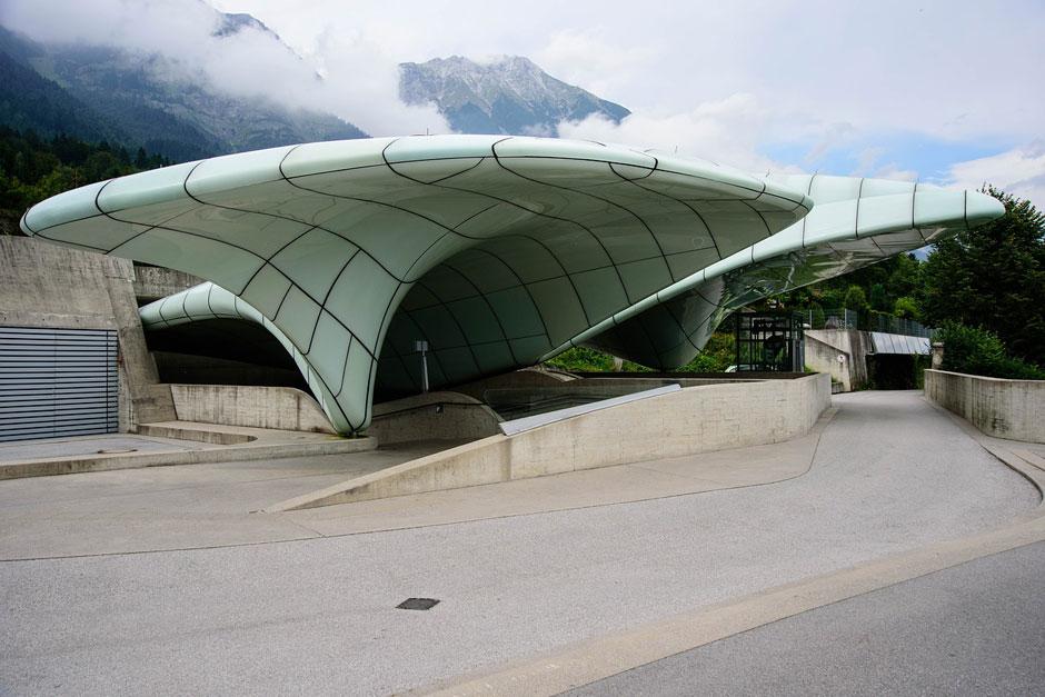 estaciones de los funiculares Nordkettenbahnen