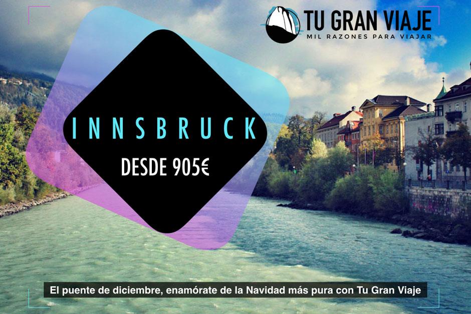 oferta de viajes a Innsbruck | Tu Gran Viaje