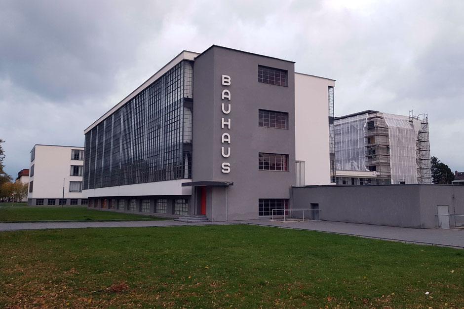 Escuela Bauhaus de Dessau. © Tu Gran Viaje