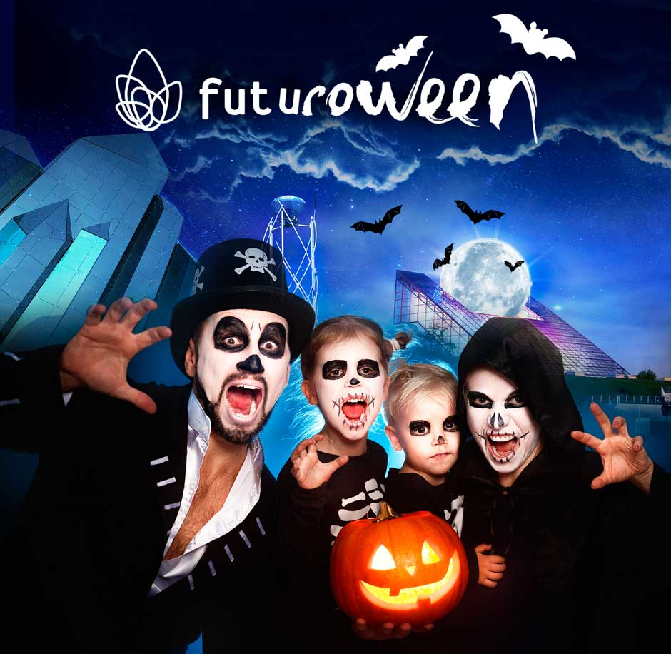 Futuroween en Futuroscope | Planes para Halloween 2018 | Tu Gran Viaje