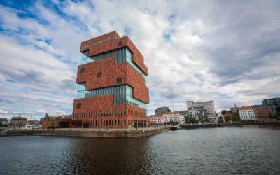 #LugaresTGV: el museo MAS de Amberes