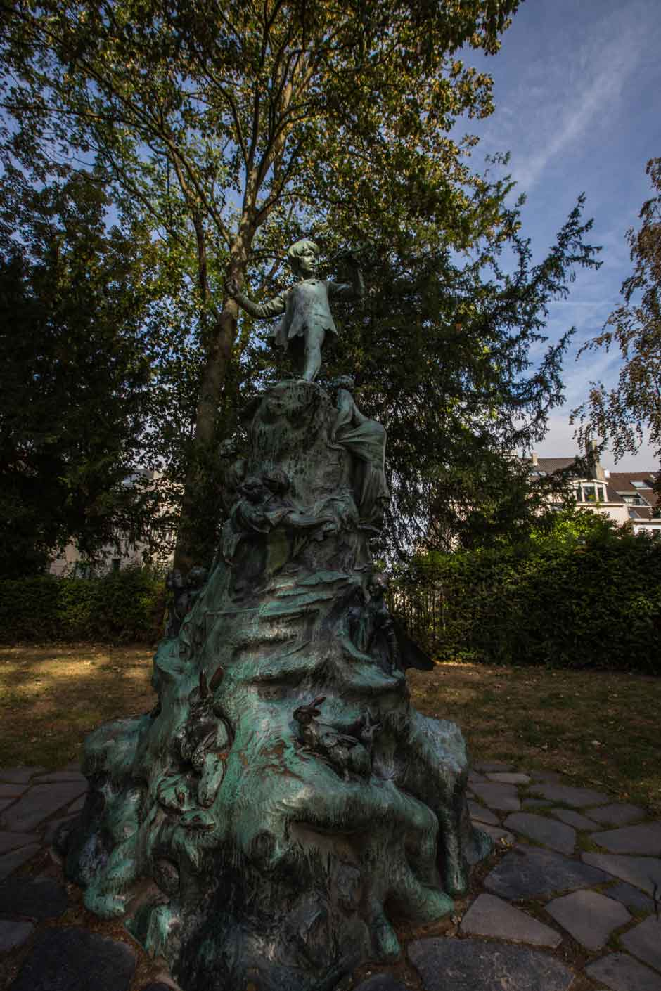 Parque Pierre Paulus, Bruselas | Tu Gran Viaje