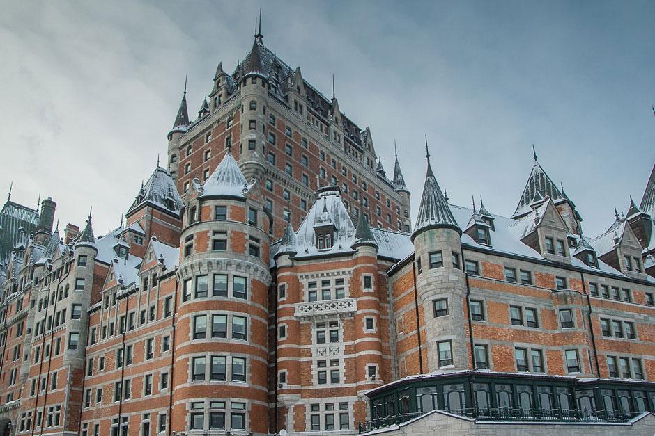 Fairmont Chateau Frontenac, el hotel más fotografiado del mundo | Tu Gran Viaje