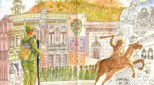 Peter Kuper. Viajes Dibujados © Altair | Tu Gran Viaje