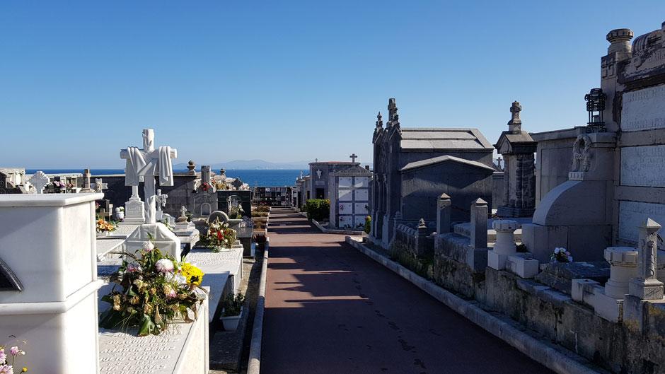 Cementerio de La Ballena, Castro Urdiales. © Chema Corona | Escapada a Castro Urdiales | Tu Gran Viaje | Hotel Sercotel Las Rocas