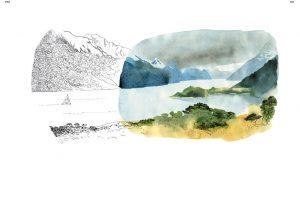 Aude Picault. Viajes Dibujados © Altair | Tu Gran Viaje