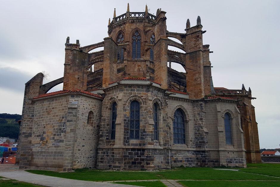 Iglesia de Santa María de la Asunción © Tu Gran Viaje | Escapada a Castro Urdiales | Hotel Sercotel Las Rocas