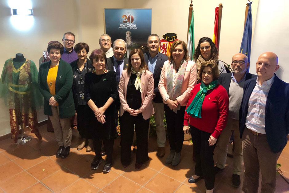 Hervás preside la 50ª Asamblea General de Red de Juderías   Descubre Sefarad con Tu Gran Viaje