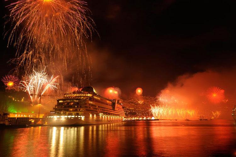 Nochevieja en Madeira | Las mejores fiestas de Nochevieja del mundo | Tu Gran Viaje