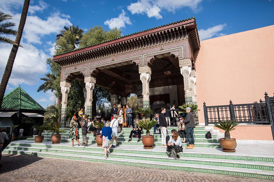 La Mamounia, uno de los mejores hoteles del mundo, acoge por segundo año consecutivo la gran Feria de Arte Africano Contemporáneo 1-54 | Tu Gran Viaje