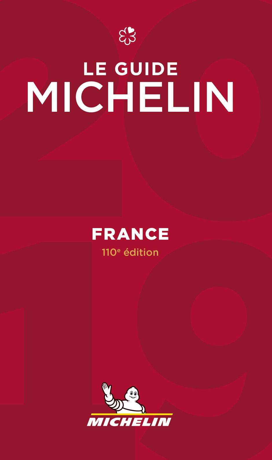 Guía Michelin France 2019 | Tu Gran Viaje