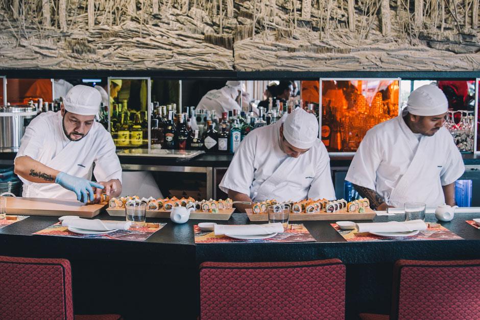 Tahini Japanese, el nuevo restaurante japonés de Madrid que no te puedes perder | Tu Gran Viaje