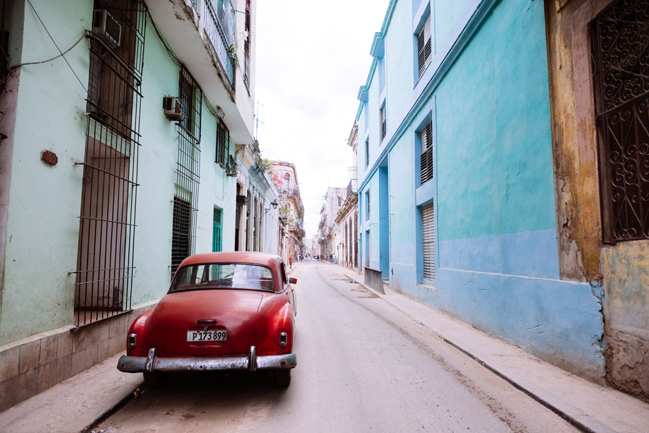 Calle en Centro Habana. © Max Wagner | Viajar a La Habana | Tu Gran Viaje | Javier Carrión