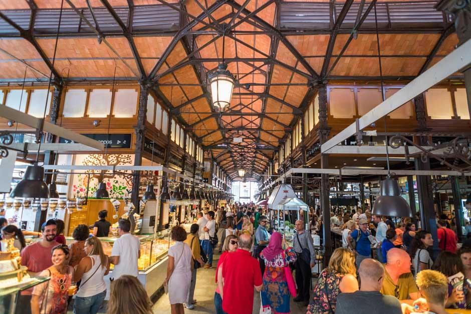 Mercado de San Miguel de Madrid | Tu Gran Viaje