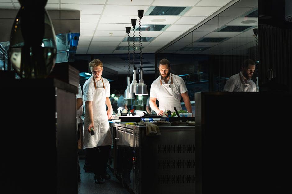Restaurante Kontrast, Oslo | Restaurantes con estrella Michelin en Oslo | Tu Gran Viaje