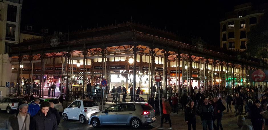 Mercado de San Miguel de Madrid © Tu Gran Viaje