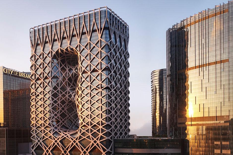 Morpheus Hotel, la obra de Zaha Hadid en Macao | TU GRAN VIAJE